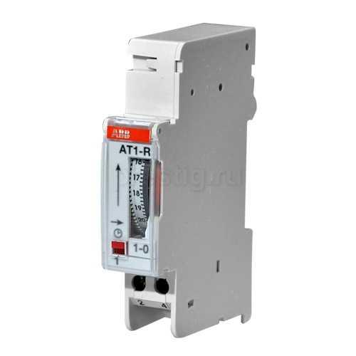 abb at3 r таймер электро механический суточный инструкция